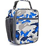 Kids Lunch box Insulated Soft Bag Mini Cooler Back to School Thermal...