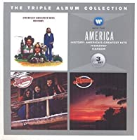 Triple Album Collection (Americas's Greatest Hits/Hideaway/Harbor) by America