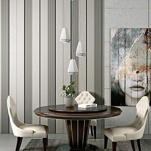 ZHOUKEYU Nordischen stil vertikale streifen tapete einfache moderne wohnzimmer elektrische schlafsofa kopf wand vliestapete mode a5979