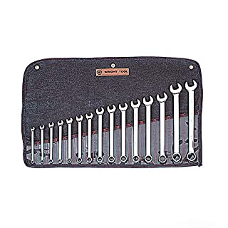 Wright Tool 952 Full Polish Metric 12 Point Combination Wrench Set, 7mm-22mm (15-Piece) (B002M3ZEUY) | Amazon price tracker / tracking, Amazon price history charts, Amazon price watches, Amazon price drop alerts