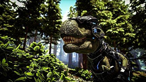 47位:Studio Wildcard『ARK: Survival Evolved』