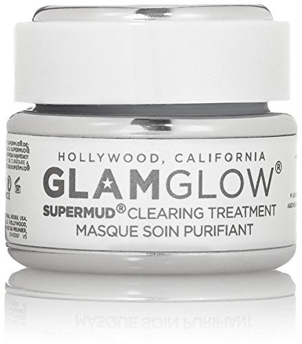 GlamGlow SuperMud Clearing Treatment Masque White 1.2 Oz by Glamglow