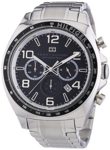 Tommy Hilfiger Uhr Herrenchrono Sport Luxury 1790939