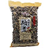 ONETANG Dried Mushrooms 5 Pound Dried Shiitake Mushrooms Natural Food Non-GMO Food Mushroo...