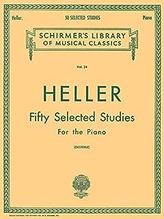 50 Selected Studies (from Op. 45, 46, 47): Schirmer Library of Classics Volume 24 Piano Technique (Schirmer's Libray of Musical Classics, Vol. 24)
