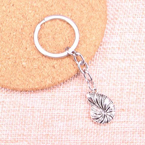 Taoziaa schelp bedel hanger sleutelhanger sleutelring ketting accessoires sieraden maken voor geschenken