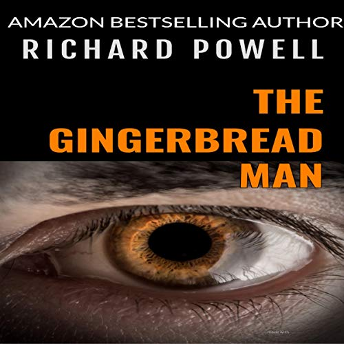 The Gingerbread Man Audiobook By Richard Powell cover art