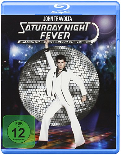 Saturday Night Fever [Blu-Ray] [Import]