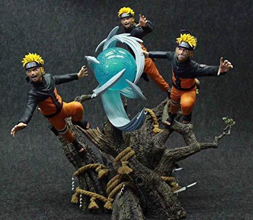 gengxinxin Naruto Uzumaki Naruto 1b6 Resin Statue Garagenbausatz. Modell Handgemachtes Kreatives Design, Das Es Wert Ist, Gesammelt Zu Tischplattendekoration Sammlungen