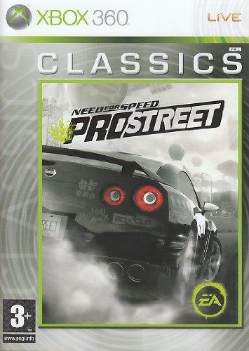 Need for Speed: Prostreet Xbox 360 [