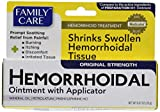 Anesthetic Hemorrhoid Ointment with Applicator 0.67 oz