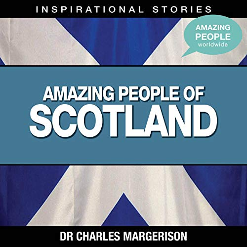 Amazing People of Scotland cover art