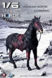 Max-One Shop 1/6 Scale Undead Horde Series - The Undead Horse ToysCity TC-M9011 Zombie Immortal Horse