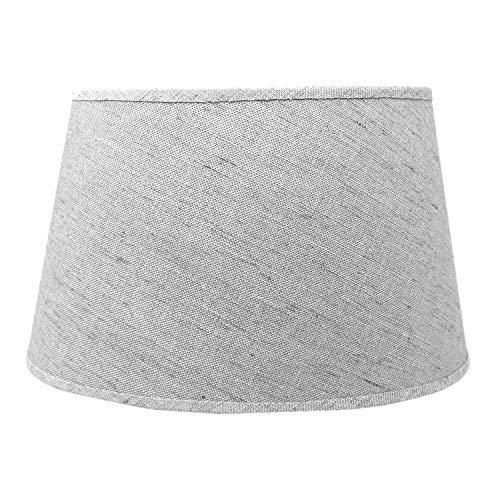 Blauth Lampenschirm oval grau