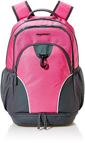 Amazon Basics - Sport-Rucksack, Pink