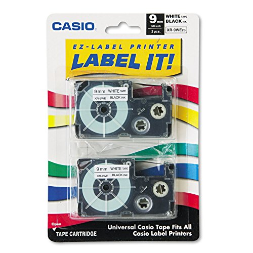 CSOXR9WE2S - Tape Cassettes for KL Label Makers