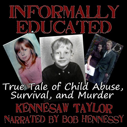 Informally Educated audiobook cover art