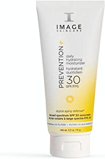 Best IMAGE Skincare Prevention+ Daily Hydrating Moisturizer SPF 30+, 3.2 oz (Packaging May vary) Review