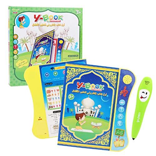 Dynamicoz Hörbare Elektronische Englischsprachige Bücher Pädagogische Touchscreen-Maschine Multifunktionales Lesen Kognitives Lernspielzeug
