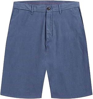 Tommy Hilfiger Brooklyn Short Dobby Gmd W36//L30 Azul para Hombre Talla del Fabricante: