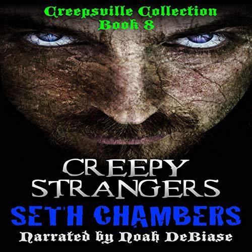 Couverture de Creepy Strangers