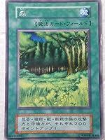 遊戯王 カード 記号なし 初期版 R レア 森