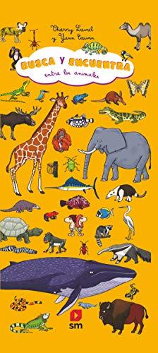 Busca y encuentra entre los animales: 0