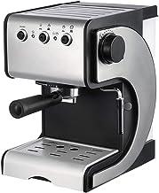 JGSDHIEU Koffiezetapparaat, huishoudelijke apparaten, liter, koffiezetapparaat, kleine Italiaanse semi-automatische stoomm...
