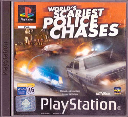 PS1 - World's Scariest Police Chases - [Versione Italiana/Spagnola]