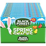 Black Forest Easter Spring Fruit Snacks Theater Box 3 Ounce Pack of, Assorted, 12 Count, (Pack of 12)