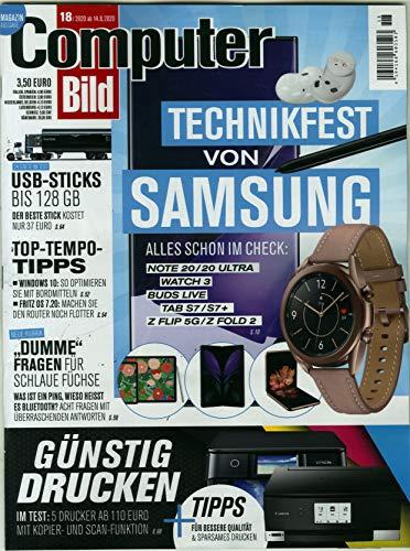 """günstig Computer-Bearbeitung 18/2020 """"Samsung Technologies Festival Vergleich im Deutschland"""