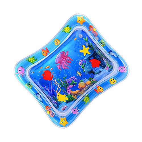 Jia Hu 1 Pc Baby Water Mat Infant Toy Inflatable Play Boy Girl Water Pad Activity Center