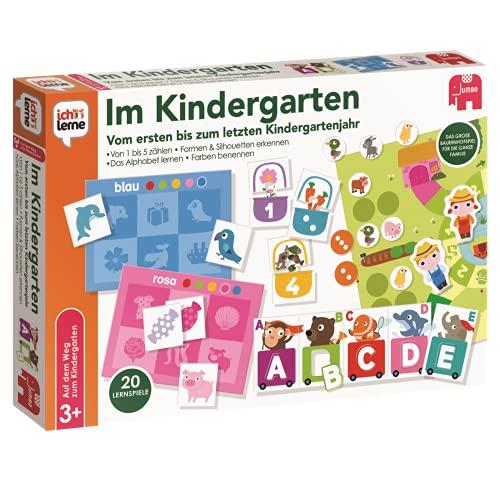 ich lerne im Kindergarten