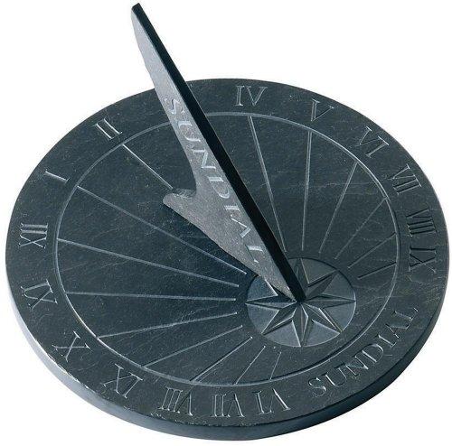 Esschert LS002 reloj de sol, 25 x 25 x 1,6 cm, 1.90...