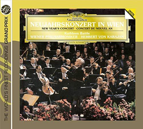 Strauss: New Year's Concert in Vienna 1987