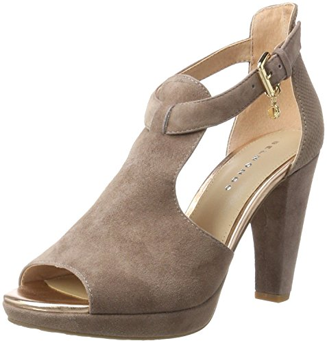 Damen Pumps 703591 02 Beige(malva 02) Gr.40