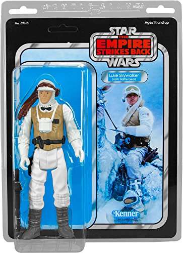 Star Wars Luke Hoth Kenner Figure by Gentle Giant LTD - Toys image