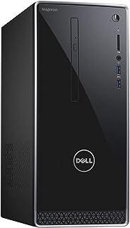 Dell Inspiron High Performance Tower Computer PC (Intel Quad Core i7-7700, 16GB_DDR4 Ram, 128GB_SSD+1TB_HDD, NVIDIA GeForc...