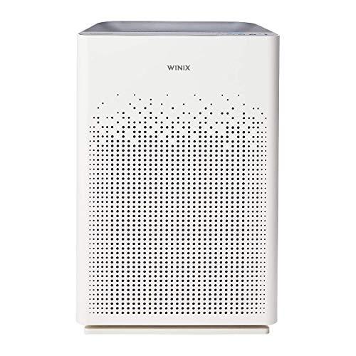 Winix Zero S. Purificador de Aire HEPA para Virus, Bacterias, Alérgenos y Polen. (Nuevo de 2021). Hasta 100m². Filtro HEPA (99,97%), Carbón Activo y tecnología PlasmaWave. CADR de 410m³/h.
