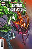 Absolute Carnage Lethal Protectors #2 (of 3) Mico Sauyan is a 1-in-25 variant