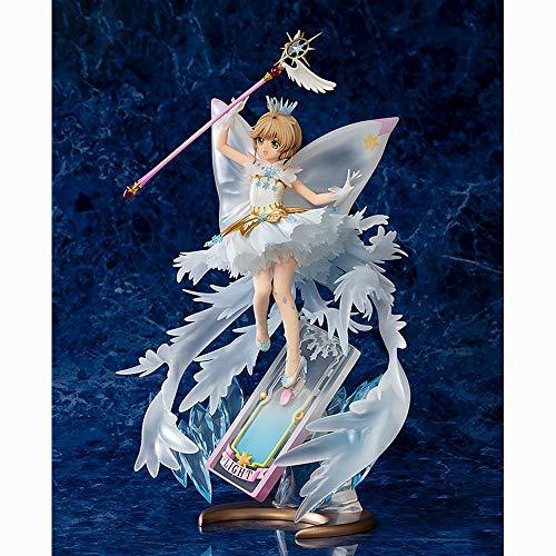 t Azione Figure Card Captor Sakura Action Figure Collezione Animata Carattere Animata Modello Statua Decorazione Perfetta 35.7CM