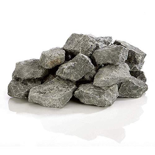 Eliga humidificación piedras para estufas de sauna diabasa de profundidad Rocas