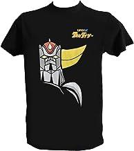 Anime Toutes Tailles S-5XL GOLDRAKE V2 Gō Nagai 1975 t shirt blanc