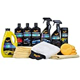 Meguiar's Ultimate Car Care Kit – Premium Detailing Kit For Your Car – G55048