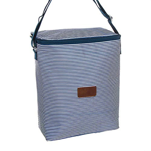 Home Gadgets Nevera Portatil Playa o Picnic Saint Tropez 31 cm