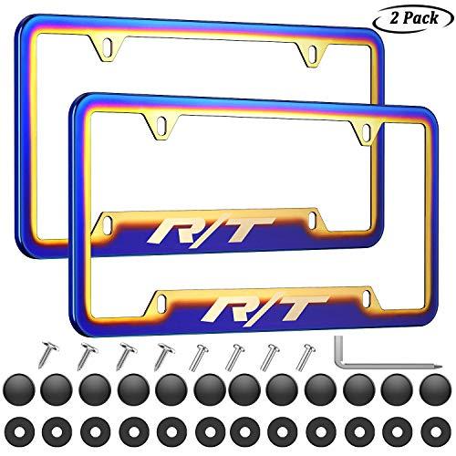 rt license plate frame - 9