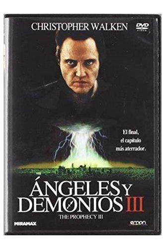 Ángeles Y Demonios 3 [Blu-ray]