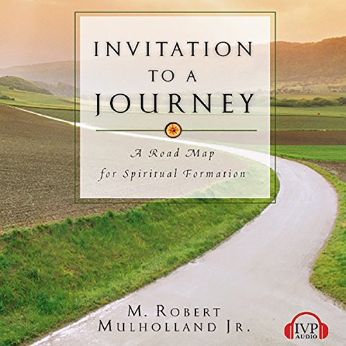 Invitation to a Journey audiobook cover art