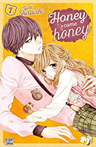 Honey Come Honey Edition simple Tome 7