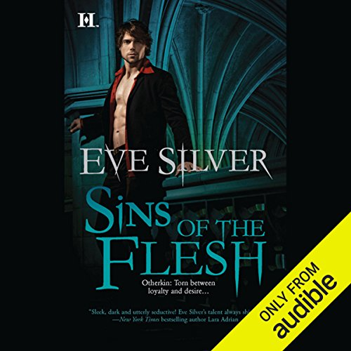 Sins of the Flesh                   By:                                                                                                                                 Eve Silver                               Narrated by:                                                                                                                                 Savannah Richards                      Length: 9 hrs and 36 mins     129 ratings     Overall 4.4